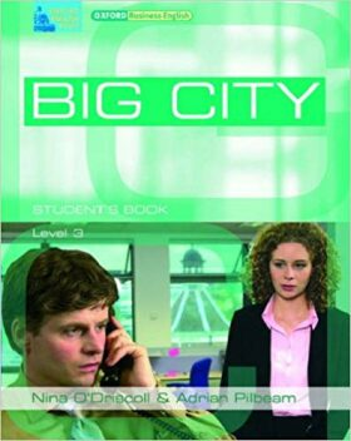 Big City: Student's Book Level 3 - Nina O'Driscoll