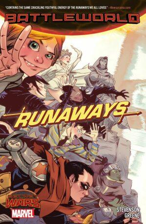 Runaways: Battleworld - Brian K. Vaughan