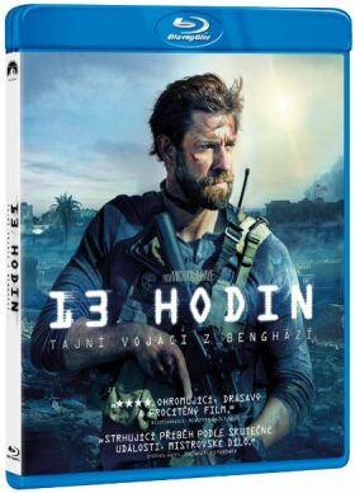 13 hodin: Tajní vojáci z Benghází DVD - John Krasinski, Freddie Stroma