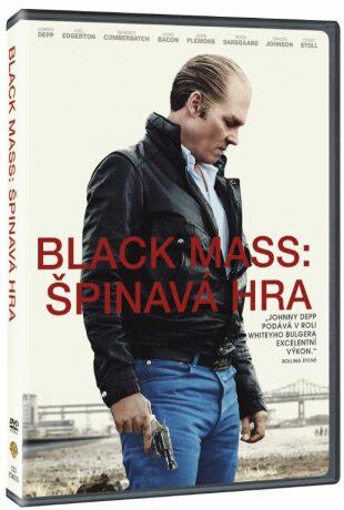 Black Mass: Špinavá hra DVD - Kolektiv
