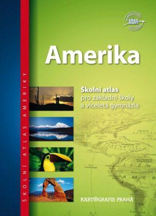 Školní atlas / Amerika, 3. vydání - neuveden