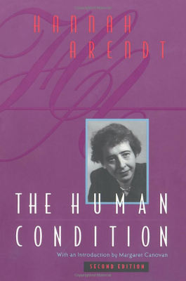 The Human Condition - Hannah Arendtová