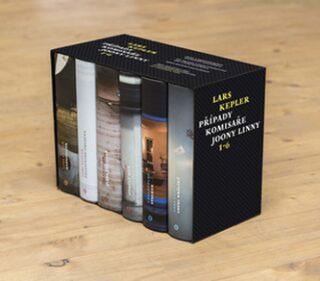 Kepler box - Případy komisaře Joony Linny 1-6 - Lars Kepler