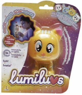 LUMILUVS - Oranžová kočička