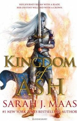 Kingdom of Ash - Sarah J. Maasová