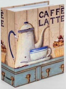 Fotoalbum 100 10x15 Caffe latte