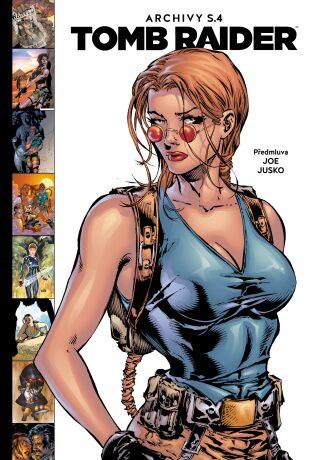 Tomb Raider Archivy S.4 - Dan Jurgens