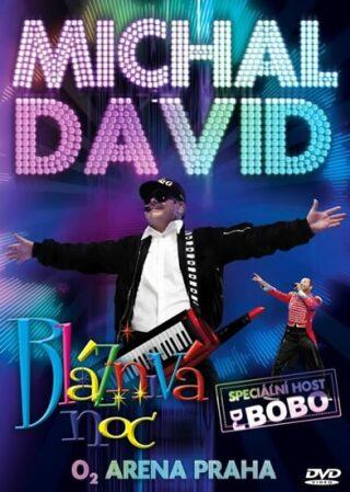 O2 Arena Live Michal David - DVD - Michal David