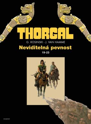 Thorgal - Neviditelná pevnost omnibus - Jean Van Hamme
