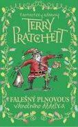 Falešný plnovous Vánočního dědečka - Terry Pratchett