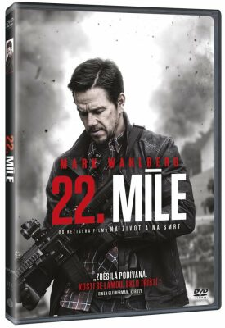 22. míle DVD - DVD