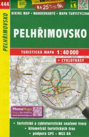 Pelhřimovsko 1:40 000 -