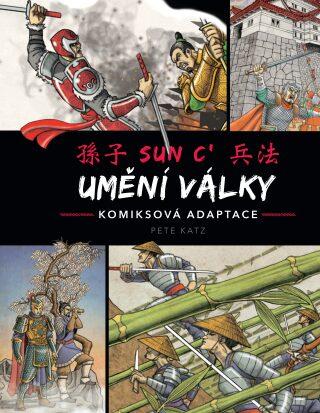 Umění války (komiksová adaptace) - Sun-c', Pete Katz