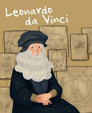 Génius Leonardo da Vinci - Isabel Munoz, Jane Kent