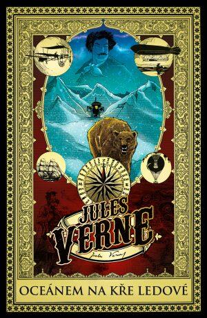 Oceánem na kře ledové - Jules Verne