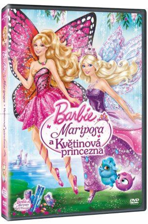 Barbie: Mariposa a Květinová princezna - DVD