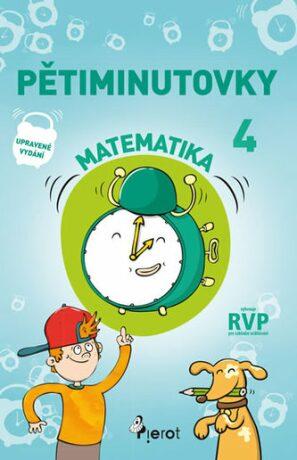 Pětiminutovky matematika 4. třída - Petr Šulc