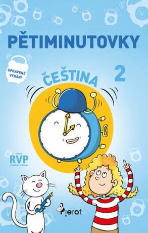Pětiminutovky čeština 2. třída - Petr Šulc
