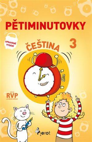 Pětiminutovky čeština 3. třída - Petr Šulc