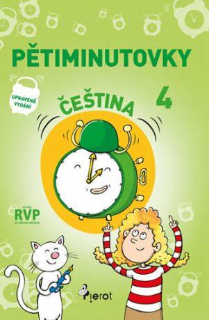 Pětiminutovky čeština 4. třída - Petr Šulc