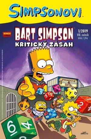 Bart Simpson 1/2019: Kritický zásah