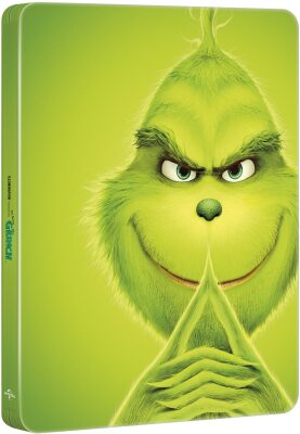 Grinch - steelbook - BLU-RAY