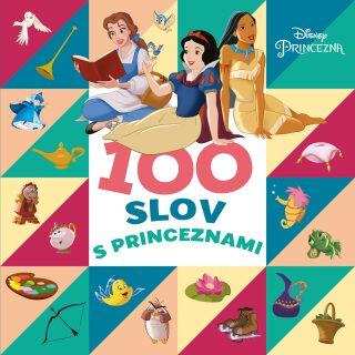 Princezna 100 slov s princeznami - kolektiv