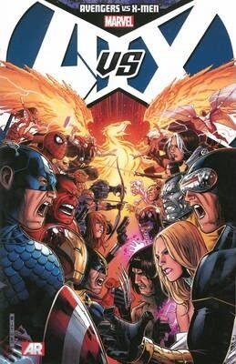 Avengers Vs X-Men - Ed Brubaker