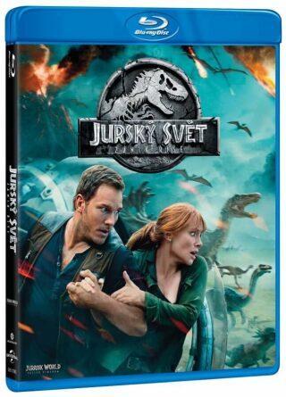 Jurský svět: Zánik říše - Blu-ray