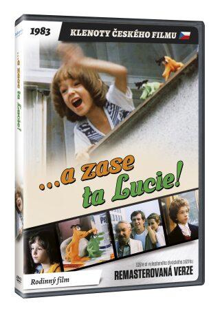 ...a zase ta Lucie! (remasterovaná verze) - DVD