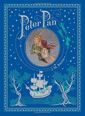 Peter Pan (Barnes & Noble´s Leatherbound Children´s Classics) - James M. Barrie