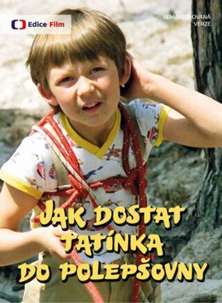 Jak dostat tatínka do polepšovny - DVD - Marie Poledňáková