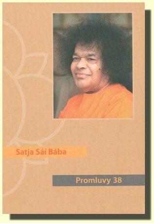 Promluvy 38 - Saí Baba Satja