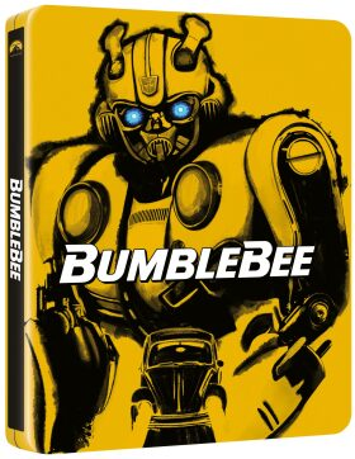 Bumblebee - steelbook -