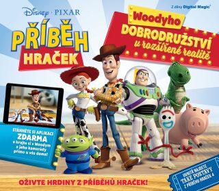 Příběh hraček: Woodyho dobrodružství v rozšířené realitě - Jane Kent