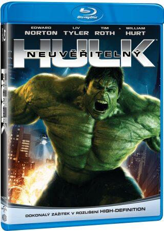 Neuvěřitelný Hulk - Blu-ray