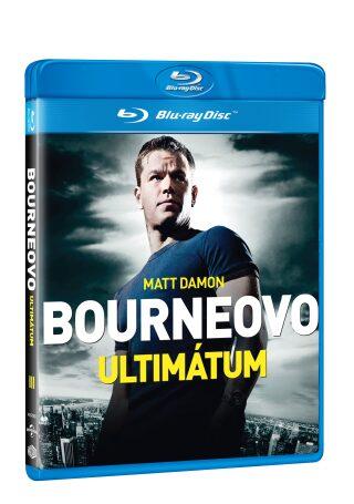Bourneovo ultimátum - Blu-ray