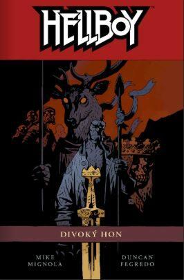 Hellboy 9 - Divoký hon - Mike Mignola