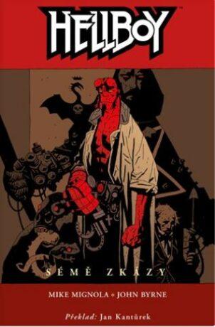 Hellboy Sémě zkázy - Mike Mignola
