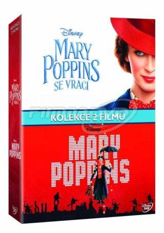 Mary Poppins kolekce - DVD