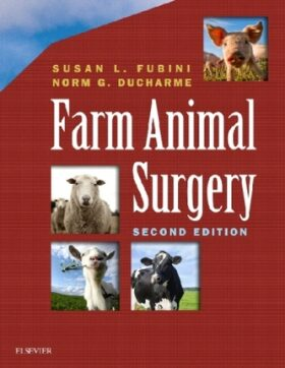 Farm Animal Surgery 2nd Edition - kolektiv autorů