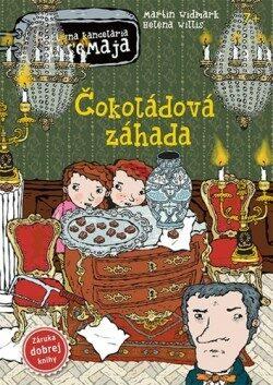 Čokoládová záhada - Martin Widmark