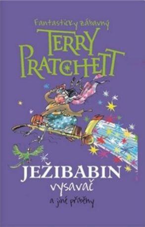 Ježibabin vysavač - Terry Pratchett