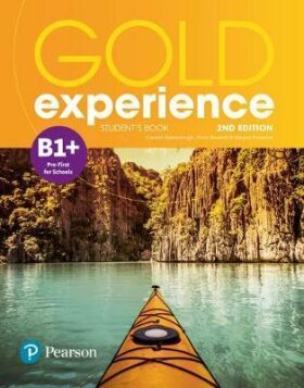 Gold Experience 2nd Edition B1+ Students´ Book - Fiona Beddall