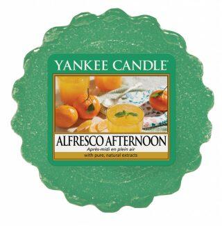 Vonný vosk do aromalampy Yankee Candle - Afresco Afternoon