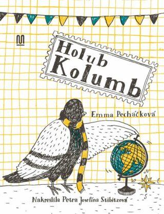 Holub Kolumb - Emma Pecháčková