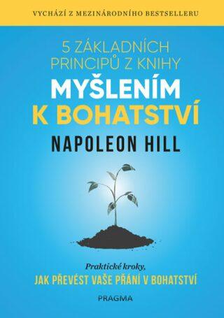 5 základních principů z knihy Myšlením k bohatství - Napoleon Hill
