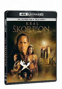 Král Škorpion - 4K/UHD + BD