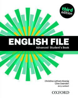 English File Advanced Student´s Book (3rd) without iTutor CD-ROM - Clive Oxenden, Christina Latham-Koenig