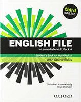 English File Third Edition Intermediate Multipack A - Clive Oxenden, Christina Latham-Koenig